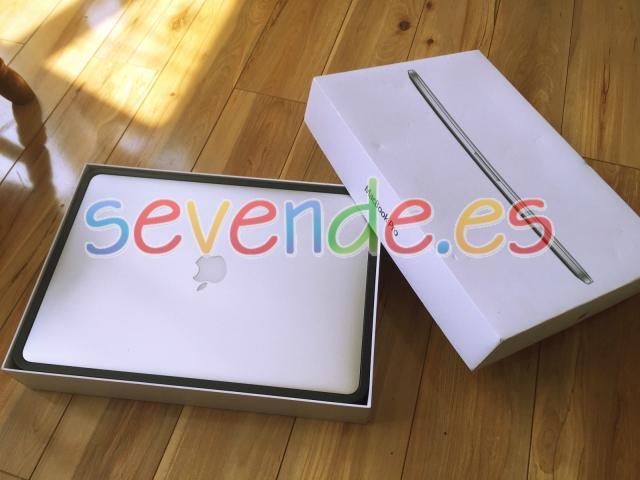 MacBook Pro con pantalla Retina 15 4 i7 almac