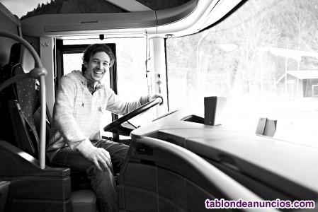 14 conductores de autobús reubicación en alemania,
