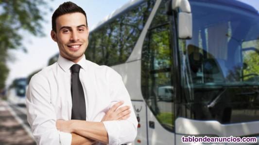 8 conductores de autobús, reubicación duderstadt, alemania