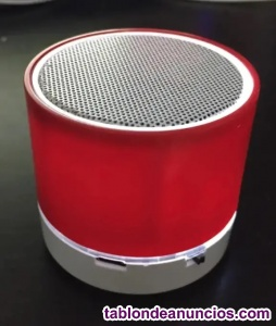 Altavoz inalambrico bluetooth