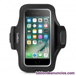 Brazalete deportivo belkin slim-fit pro para iphone 7