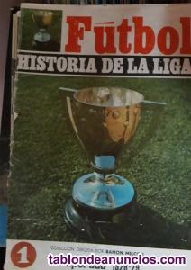 Colección historia de laliga