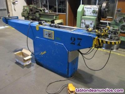 Curvadora de tubo tejero 32 a