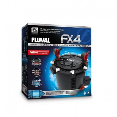 FLUVAL FX 4 (ACUARIOS DE HASTA 950 LITROS)