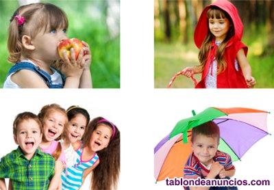 Modelos infantiles para television