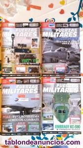 Revistas fuerzas militares del mundo