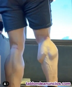 Se busca chico deportista modelo de piernas