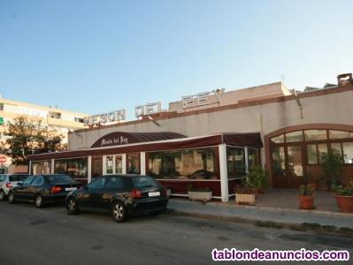 Se vende restaurante mesón del rey en santa ponsa