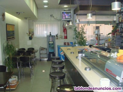 Venta o traspaso - restaurant bar
