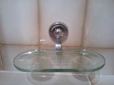 Accesorios para baño.