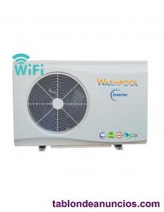 Bomba de calor inverter piscina wifi 17kw