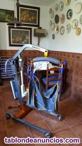 Grua ortopedica de domicilio