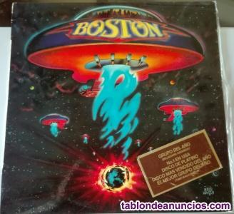 Lps de a.parsons,boston y bruce springsteen