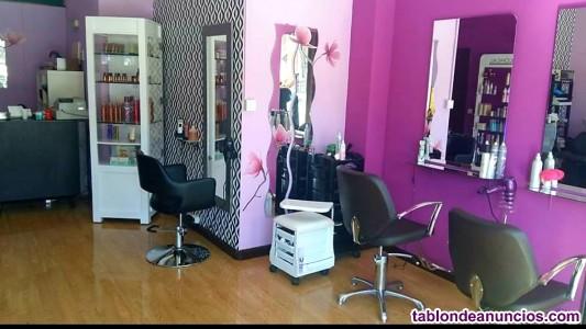 Oportunidad traspaso de peluquería en funcionamiento