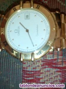 Reloj oro omega