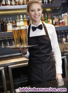 Se precisa personal para restaurante en martos