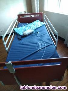 Se vende cama hospitalaria sin uso