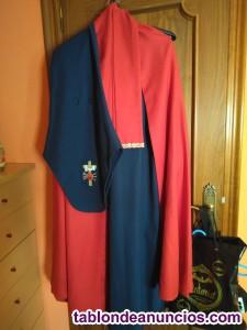 Se vende traje de capucho niño