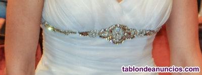 Se vende vestido de novia de segunda mano