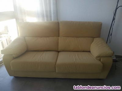 Sofa de 3 plazas courtisan