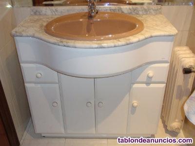 Vendo conjunto mueble baño + sanitarios