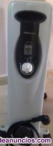 Vendo radiador electrónico aceite