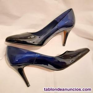 Zapatos de señora piel talla 37