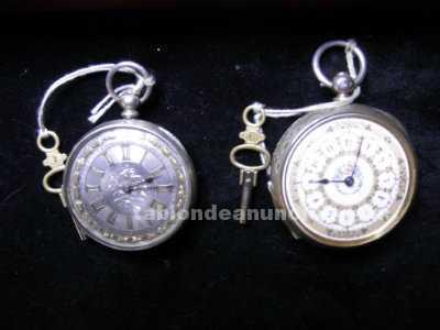 Coleccion de relojes de bolsillo