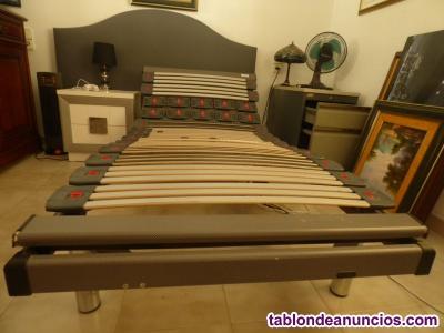 Moraira alicante venta cama articulada colchon anatomico