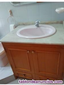 Mueble de baño y accesorios