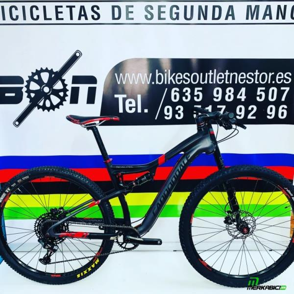 Bicicleta Cannondale Scalpel Si Carb243N 29 Eagle