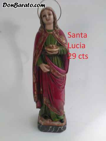 Santa lucia antigua