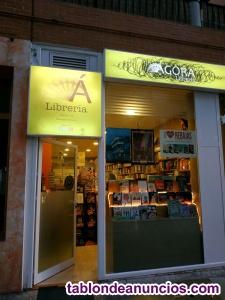 Se traspasa librería en funcionamiento