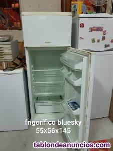 Vendo frigorífico en perfecto estado, marca bluesky, marca
