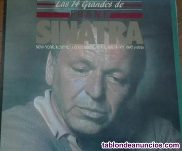 """Frank sinatra """"los 14 grandes de frank sinatra"""""""