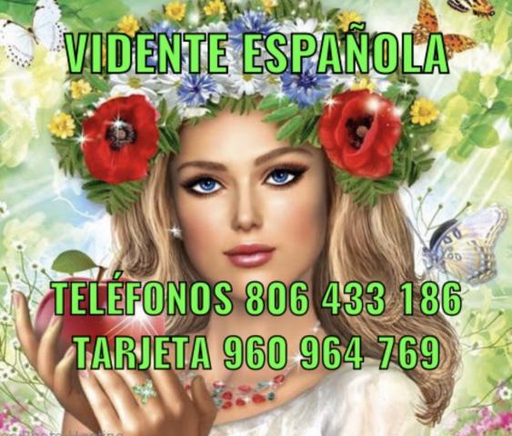 Vidente española tarotista eficaz de salud, amor, dinero,