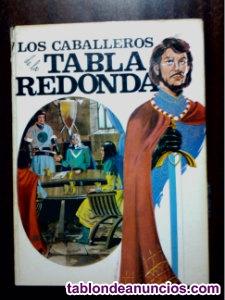 Los caballero de la tabla redonda editorial cantábrica col.