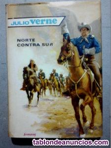 Norte contra sur de julio verne editorial molino