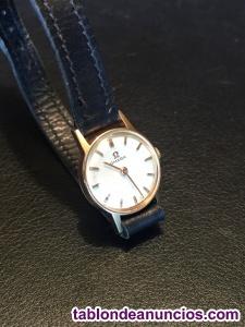 Reloj señora de oro