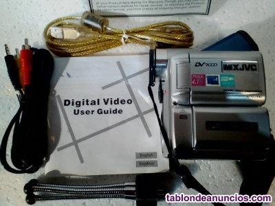 Video cámara digital mxjvc pc-d dv
