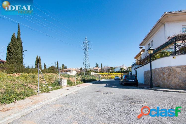 A6763J6. Parcela en Huetor Vega, Granada. www.idealhouse.es