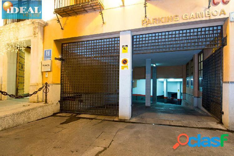A6769D7. Plaza de Garaje. www.idealhouse.es