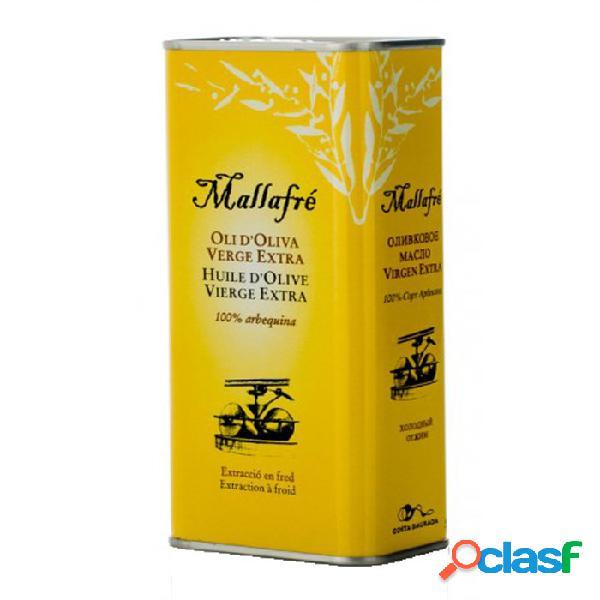 Aceite de Oliva Virgen Extra Mallafré