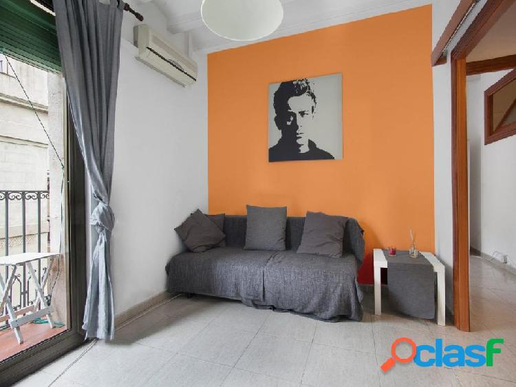 Acogedor apartamento en El Born