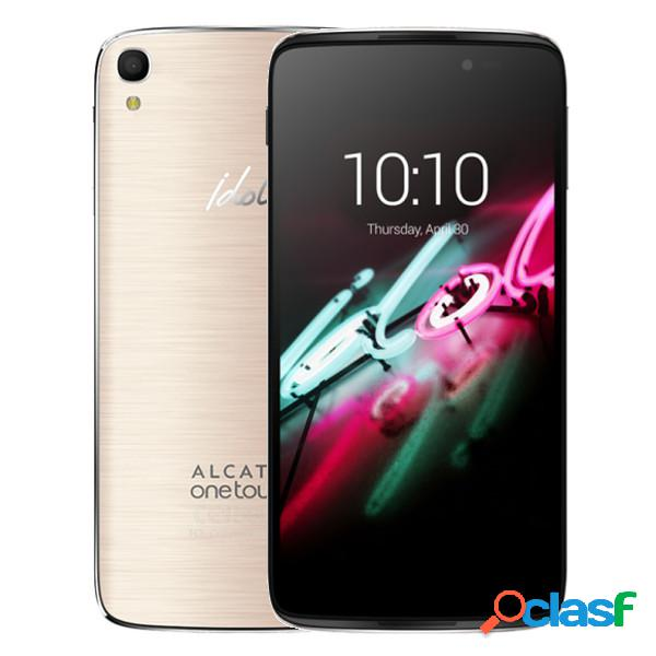 Alcatel one touch idol 3 5.5 soft gold libre