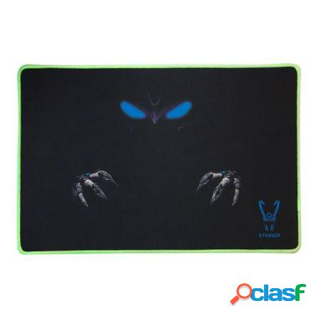Alfombrilla gaming woxter stinger pad 2 a - superficie tela