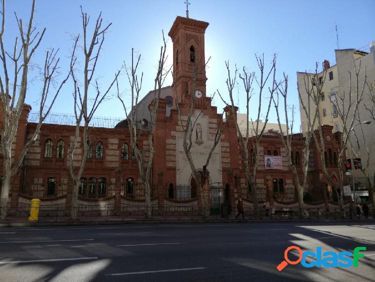 Alquiler de piso en Delicias, amueblado, exterior, 3