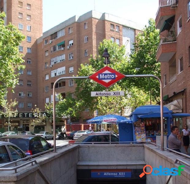 Alquiler de ático en Ciudad Jardín, reformado, exterior,