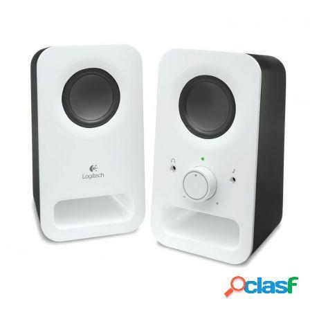 Altavoces logitech multimedia speakers z150 - 2.0 - 3w rms -