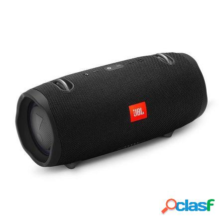Altavoz bluetooth portatil jbl xtreme 2 black - 2*20w -